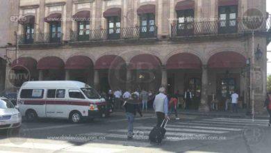 Por despidos, retoman paro de brazos caídos en hotel Virrey de Mendoza