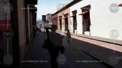 Finalmente entregan calle Virrey de Mendoza en el centro de Morelia
