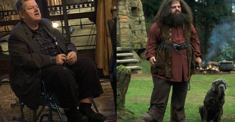 """""""Hagrid"""" de Harry Potter pierde la batalla contra dolorosa enfermedad"""
