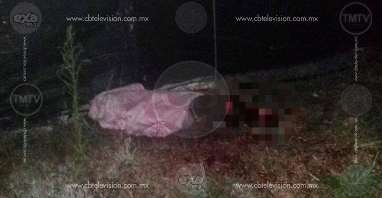 Hombre sale de su casa junto a su esposa y es agredido a golpes hasta perder la vida