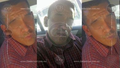 """Arrestan a """"El Rapero"""" presunto asaltante de varios negocios en Morelia"""