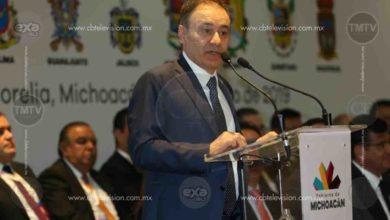 La delincuencia organizada operaba bajo el cobijo de funcionarios y politicos: Alfonso Durazo