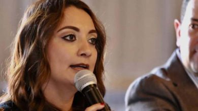 Condena Julieta López guerra sucia en contra de instituciones por parte de Antonio Aguilera