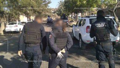 Alertan detonaciones de arma en Morelia, a la llegada de policías encuentran vehículo sin vidrios