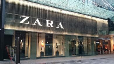 Ahora podrás comprar ropa en Zara y la firma pondrá tu nombre a las prendas