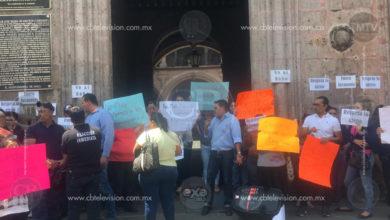 """Habitantes de """"casa grande"""" exigen Raúl Morón se les respeten sus propiedades"""