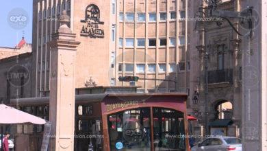 Turistas se despiden de Morelia al concluir Semana Santa
