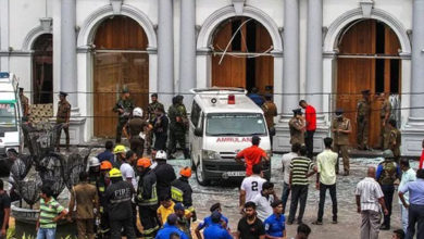 México condena atentados en Sri Lanka
