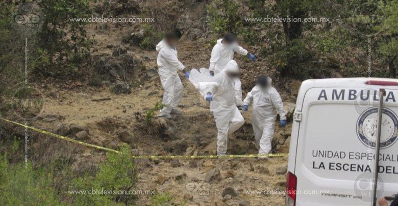 Encuentran tres cadáveres baleados en Quiroga