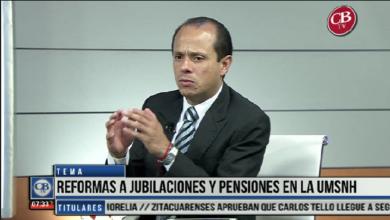 """Photo of CB Noticias el Amanecer 01 de Abril. """"La Mesa de Debate"""" Reformas a Jubilaciones Y Pensiones en la UMSNH Bloque 3-7"""