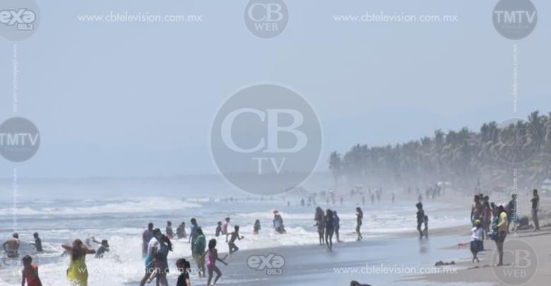 Playas de Lázaro Cárdenas, sin riesgos sanitarios