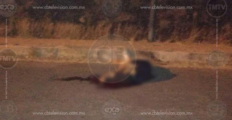 Matan a hombre a espaldas del Estadio Morelos