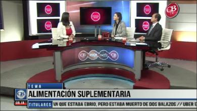 Photo of CB Noticias el Amanecer 01 de Abril. Cuida tu Salud con estos consejos. Tema Alimentación Suplementaria bloque 6-7