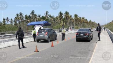 Intensifica Policía Michoacán vigilancia en la Costa michoacana y red carretera