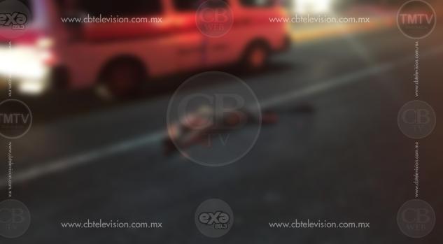 Una persona muere arrollado en la salida Salamanca