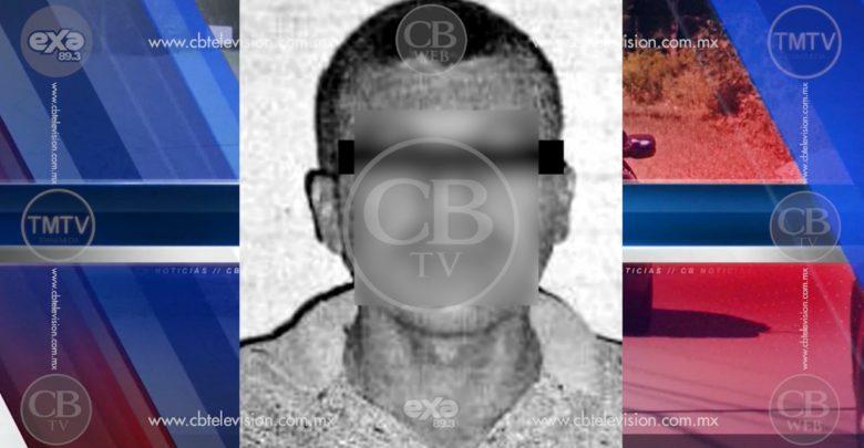 Homicida de Otlica, había asesinado a su compañero de parranda en 2001