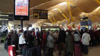 Acuchillan a joven mexicana en el aeropuerto de Madrid