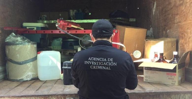 Aseguran en Sinaloa más de 33 mil pastillas de fentanilo, heroína y ácido clorhídrico