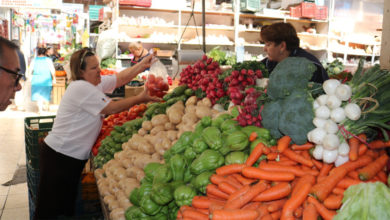 "Mercado Municipal ""San Francisco"", gran opción para las amas de casa"