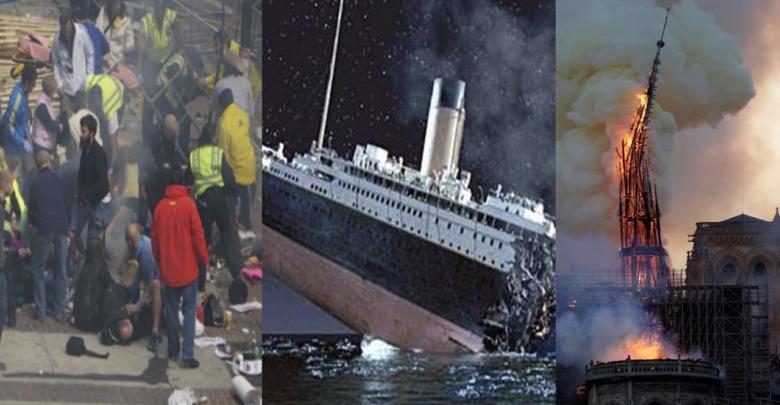 15 de abril: Incendio de Notre Dame, hundimiento del Titanic, muerte de Pedro Infante y otras tragedias