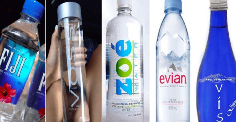 """Profeco da a conocer """"aguas alcalinas"""" que son agua en realidad """"agua normal"""""""