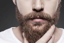 La barba de un hombre tiene más bacterias y gérmenes que un perro