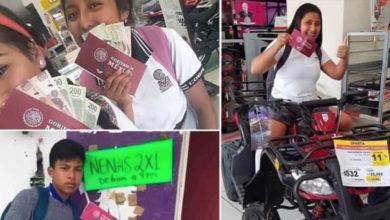 """""""Los jóvenes tienen derecho a decidir en que gastan sus becas"""": AMLO"""