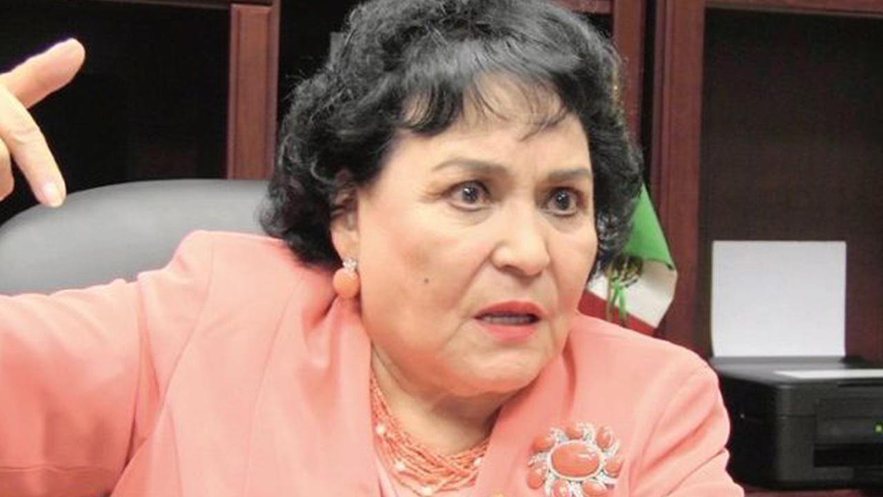 ¿Quién inventó esa mamada?, Carmelita Salinas arremete contra el #MeToo