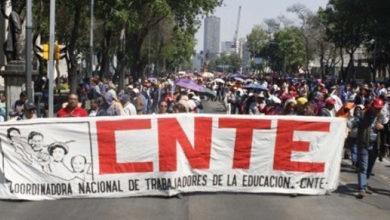 Photo of La Sección XVIII de la CNTE, en su Laberinto