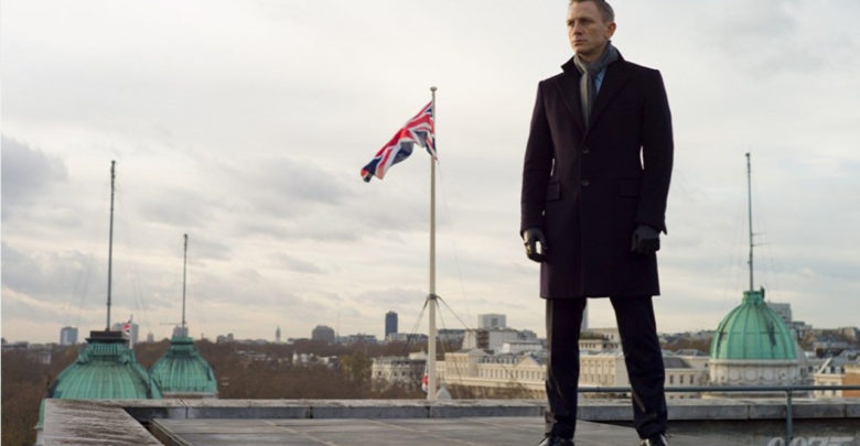 Daniel Craig se despedirá de James Bond en próxima cinta