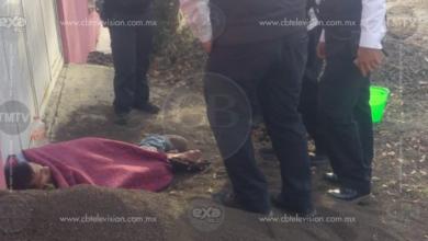 Reportan un encobijado; la policía lo encuentra aun con vida