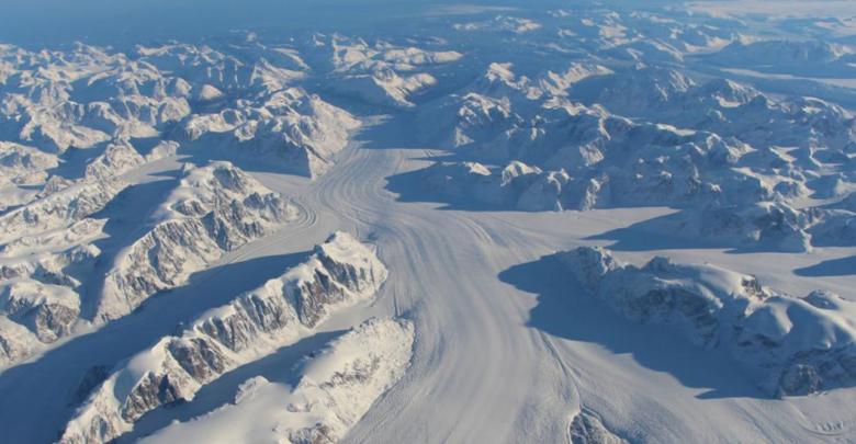 Capa de hielo de Groenlandia se derrite seis veces más rápido que en los años 80
