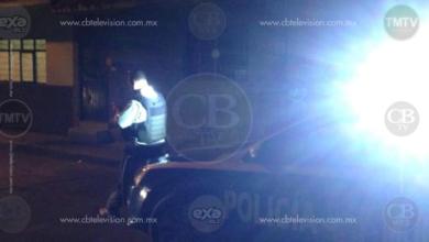 Hombre asesinó a su compañero de copas en Morelia