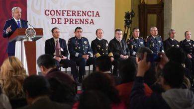 AMLO designa titulares de la Guardia Nacional y Coordinación Operativa