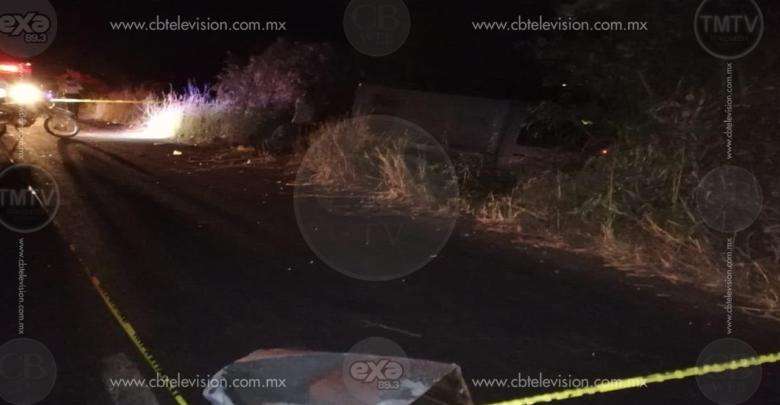 Dos jóvenes mueren arrollados por una camioneta