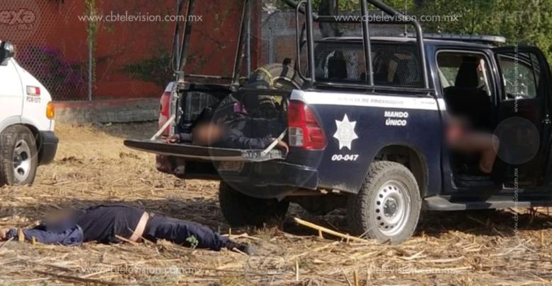 Policía muerta en intento de asalto contra personal de Bansefi estaba desarmada