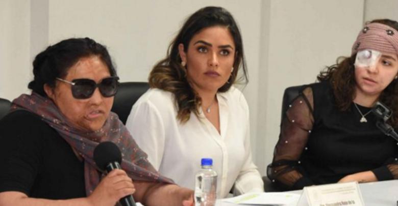 Mujer que fue atacada con ácido vuelve a ser agredida tras denunciar en medios de comunicación