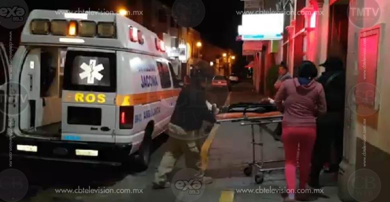 Campesino es baleado cuando ingresaba a centro nocturno