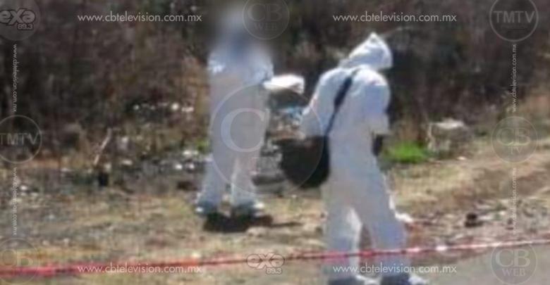Encuentran dos cadáveres baleados en San Miguel Chichimequillas