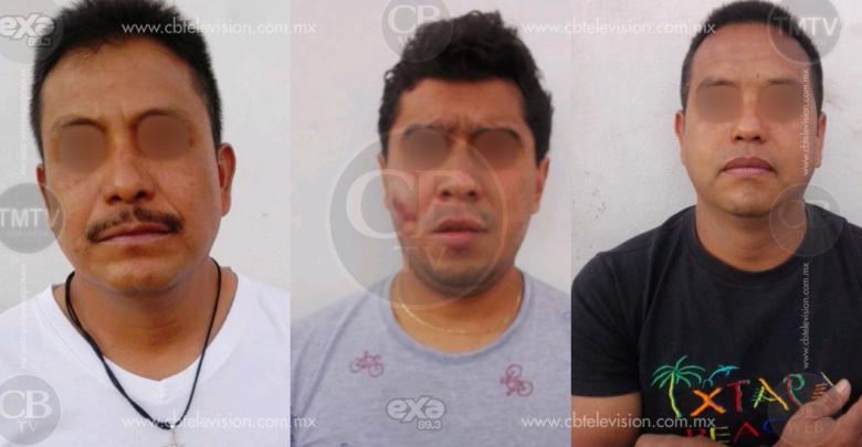 Policía de Morelia detiene a tres implicados en riña