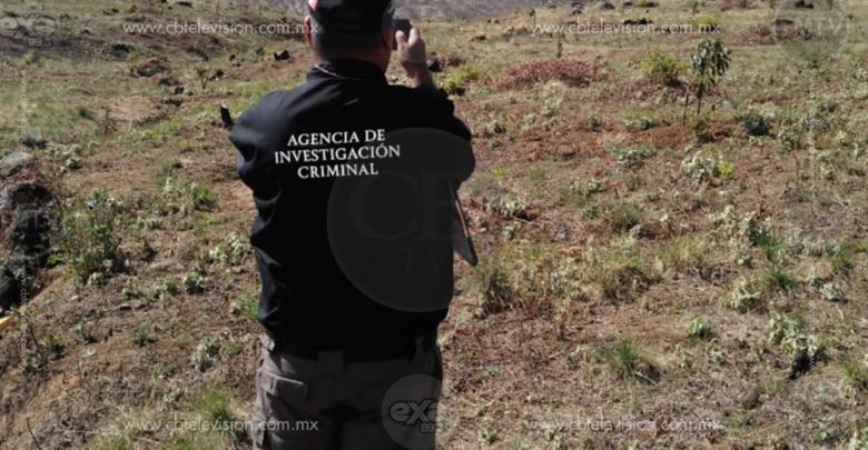 Investiga FGR ecocidio en el Cerro del Águila por cambio de uso de suelo
