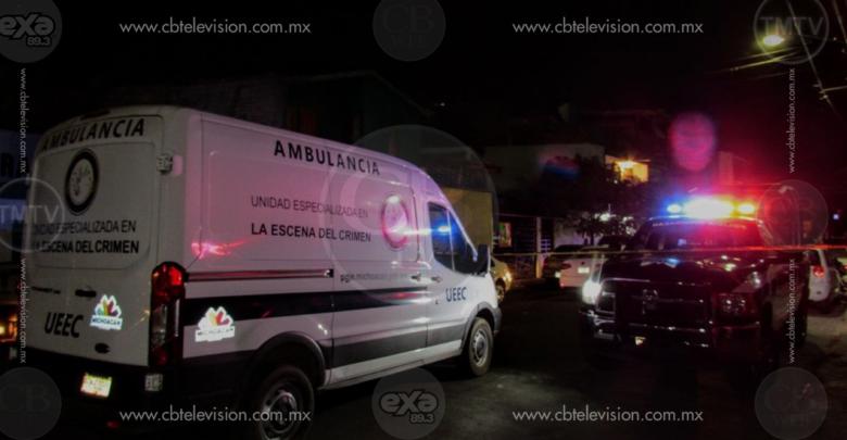 Nieto del ex presidente municipal Jesús Vallejo es muerto a balazos