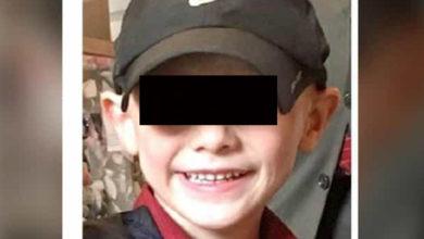 Encuentran en una fosa cuerpo de niño de cinco años envuelto plástico