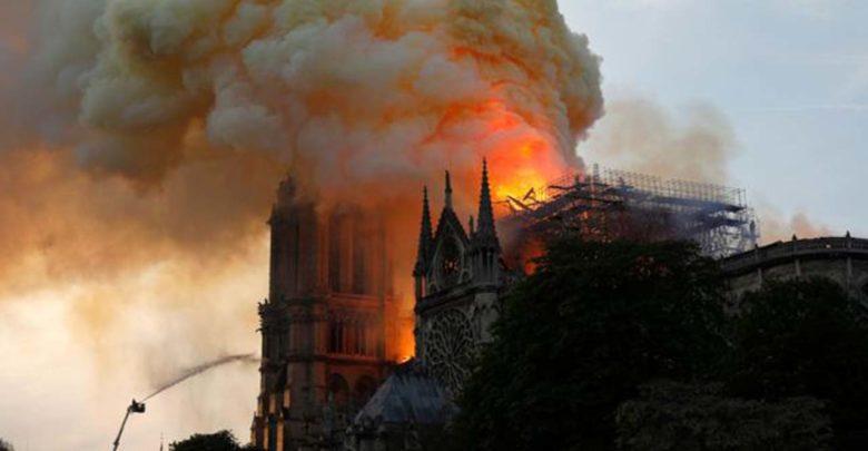 Gobierno de México ofrece apoyo para la reconstrucción de la Catedral de Notre Dame