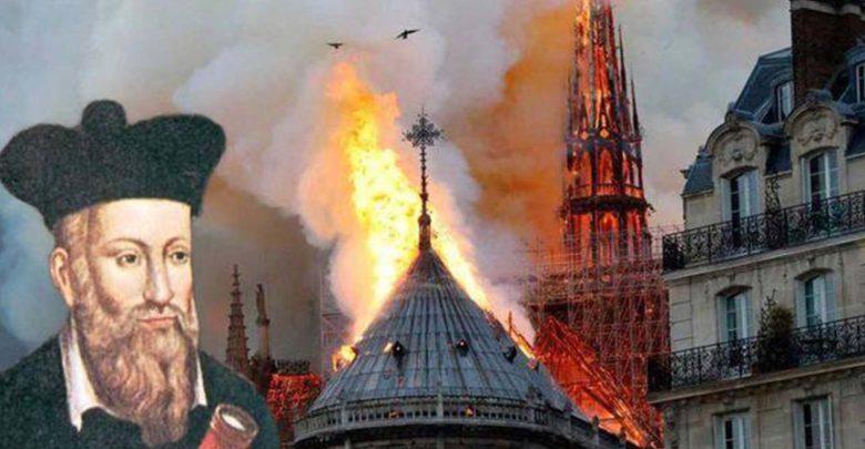 Aseguran que se cumplió profesa sobre incendio de Notre Dame