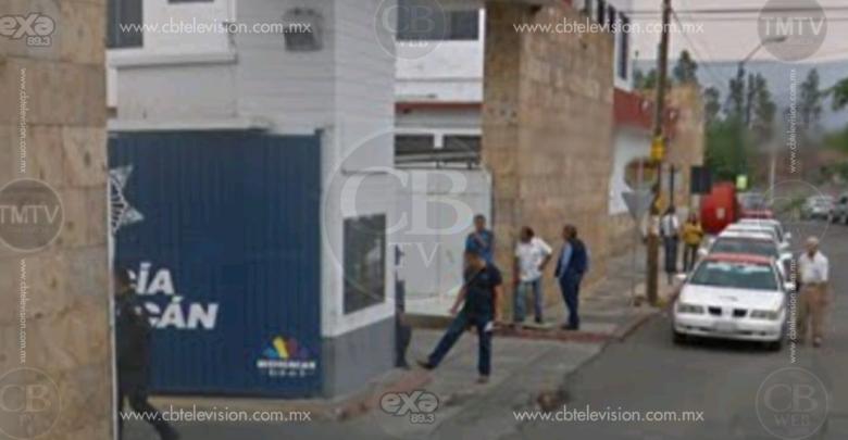 Policía se dispara por accidente en el Cuartel Valladolid