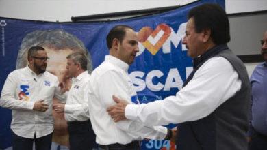 Dirigente nacional del PAN, reta a Bonilla y lo llama cobarde