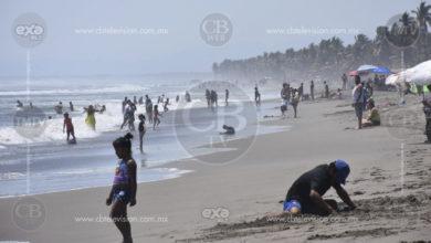 Se reporta saldo blanco en operativo de vigilancia en playas de Lázaro Cárdenas