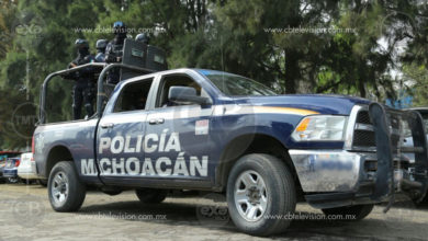 Recuperan tres vehículos robados en diversas situaciones en Morelia