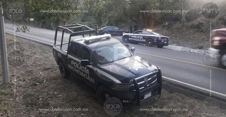 Detienen en Madero a tres en posesión de droga y vehículos robados